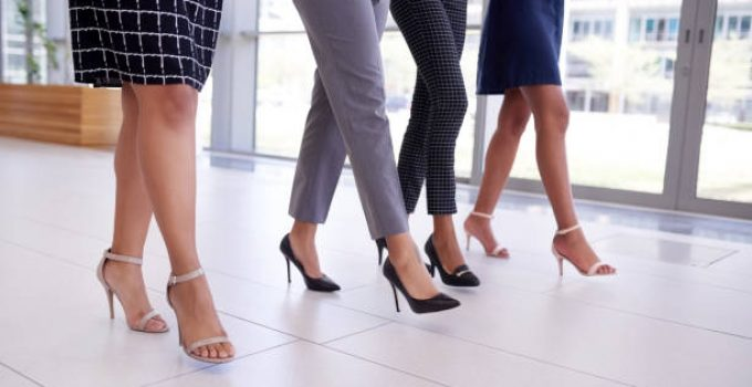 10 Comfortable High Heels Shoes For Office Working Women