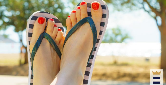 10 Best Flip-Flops With Arch Support For Women 2021