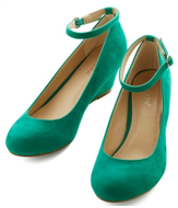Shoes With Heels and Wide Toes