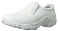 white color Slip-Resistant Work Shoe for kitchen staff