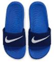 NIKE MEN'S flip flop with blue color