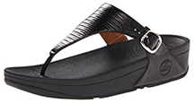 Fit flop The Skinny Flipflop good for flat feet need support