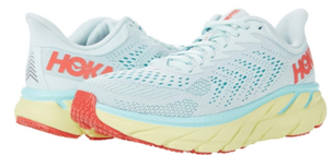 Hoka One Clifton 7 high heel light shoes for walk and running
