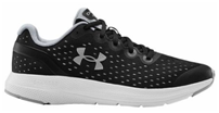 under Armour shoes for kids with black color with arches and support