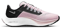 Nike Air zoom model shoes with light pink color with high arch support for kids